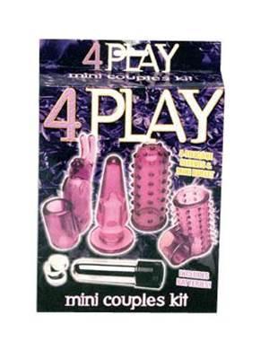 4Play Starter Sex kit